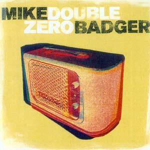 Mike Badger - Double Zero Album Sleeve