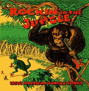 Rockin' in the Jungle album sleeve